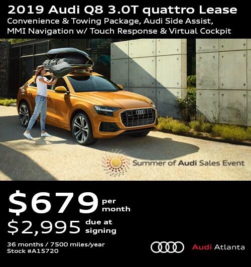 Audi Lease Specials & Promo Deals in Atlanta (UPDATED)