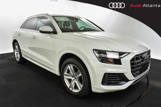 New 2019 Audi Q8 3.0T Premium SUV WA1AVAF12KD013382 A15472 in Atlanta, GA