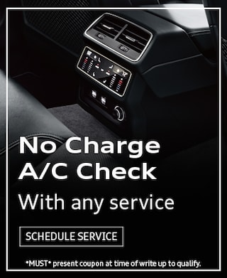No Charge A/C Check