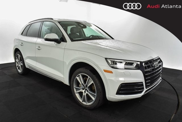 New 2019 Audi Q5 2.0T Premium Plus SUV WA1BNAFY1K2091763 A16242 in Atlanta, GA