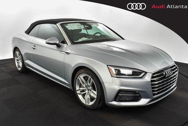 New 2019 Audi A5 2.0T Premium Plus Convertible WAUYNGF55KN006606 A16134 in Atlanta, GA