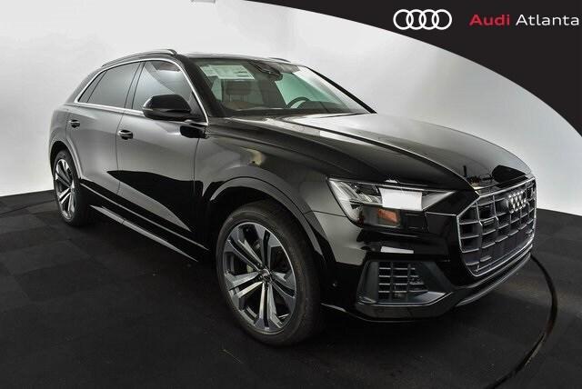New 2019 Audi Q8 3.0T Prestige SUV WA1CVAF19KD031922 A16075 in Atlanta, GA