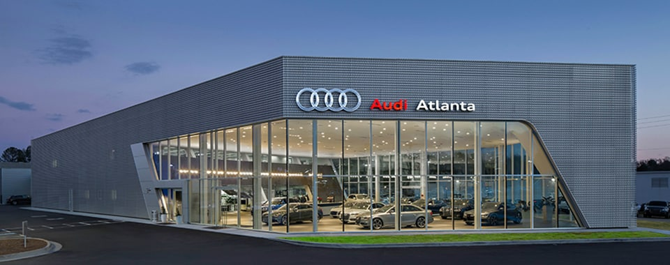 Audi Atlanta New Amp Used Audi Luxury Cars Dealer Near