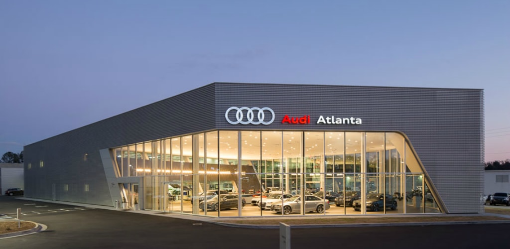 Audi Car Dealers Atlanta