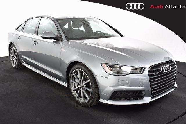 New 2018 Audi A6 3.0T Premium Plus Sedan in Atlanta, GA