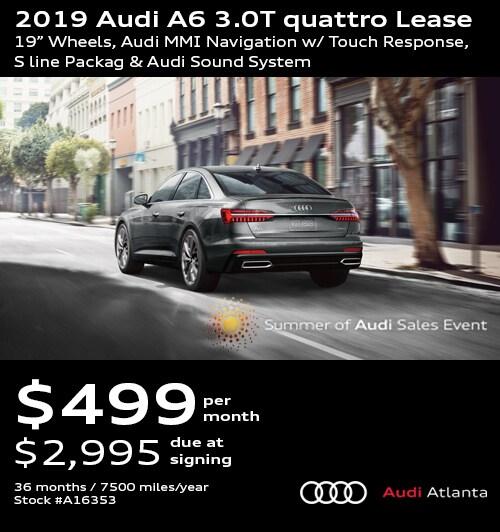 Specials | Audi Atlanta