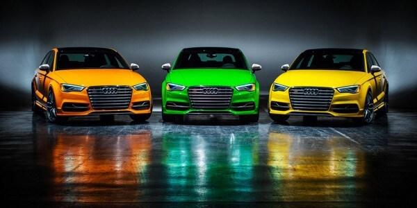 Audi Atlanta Audi Exclusive Custom Build Program - Audi custom