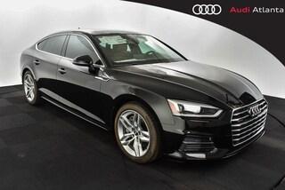 2019 Audi A5 2.0T Premium Hatchback