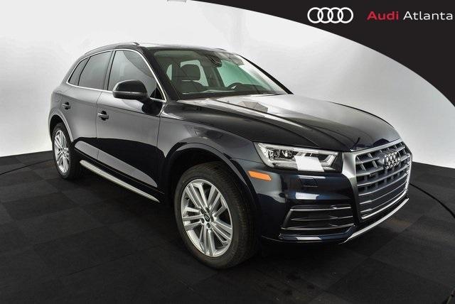 New 2019 Audi Q5 2.0T Premium Plus SUV WA1BNAFY4K2053170 A16292 in Atlanta, GA