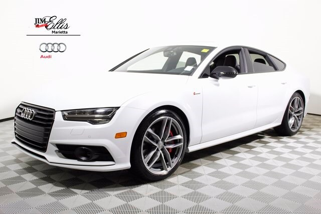 New 2018 Audi A7 3.0T Premium Plus Hatchback near Atlanta, GA