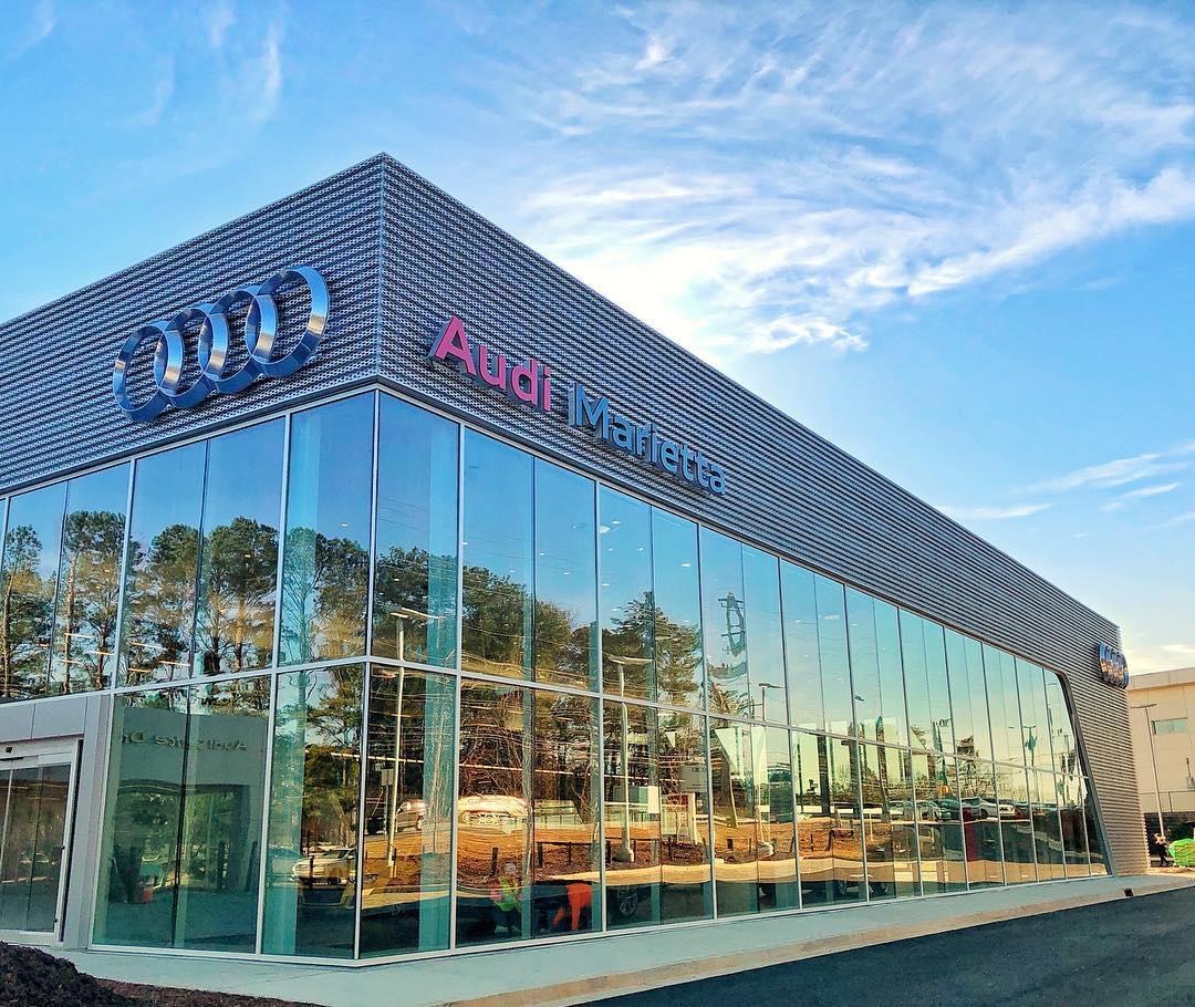 Map Directions To Audi Marietta Georgia Atlanta Roswell