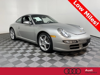 2007 Porsche 911 Carrera Coupe