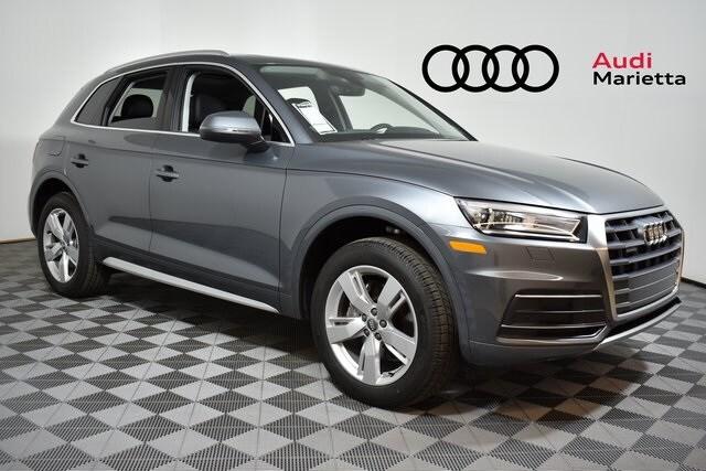 New 2019 Audi Q5 2.0T Premium SUV near Atlanta, GA
