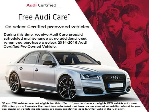 Jim Ellis Audi Marietta Certified Pre Owned Specials Atlanta - Audi q5 cpo