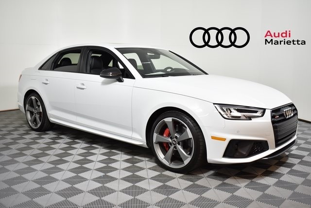 New 2019 Audi S4 3.0T Premium Plus Sedan near Atlanta, GA