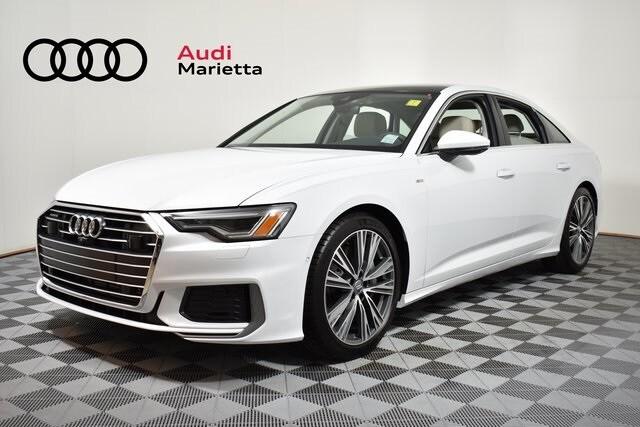 New 2019 Audi A6 3.0T Premium Plus Sedan near Atlanta, GA