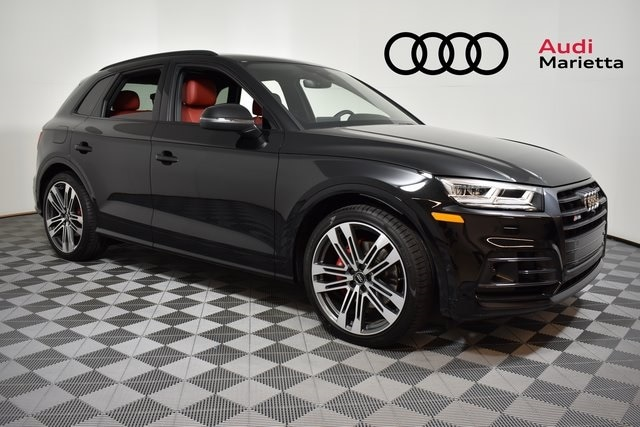 New 2019 Audi SQ5 3.0T Prestige SUV near Atlanta, GA