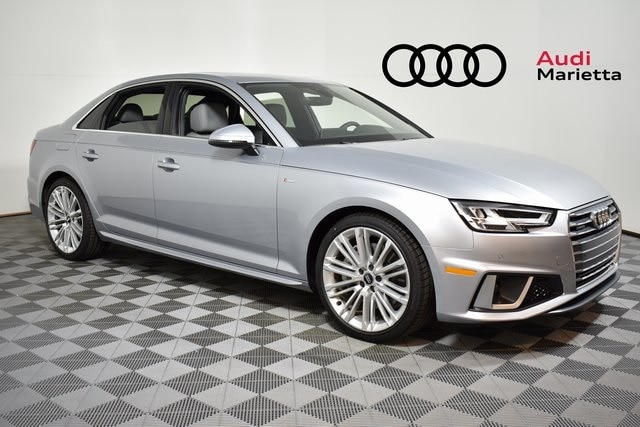 New 2019 Audi A4 2.0T Premium Plus Sedan near Atlanta, GA