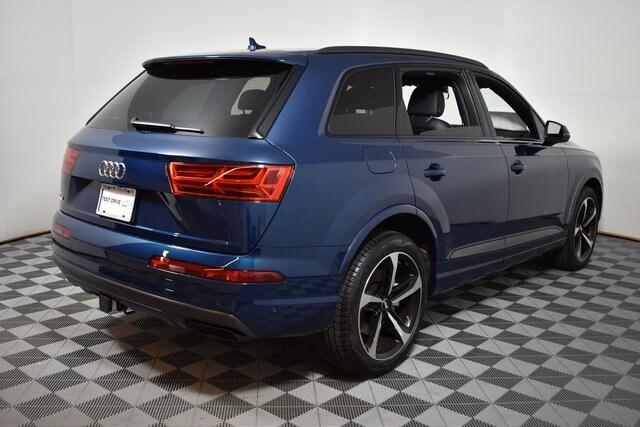 2019 New Audi Q7 30t Prestige For Sale Marietta Near Smyrna U50197