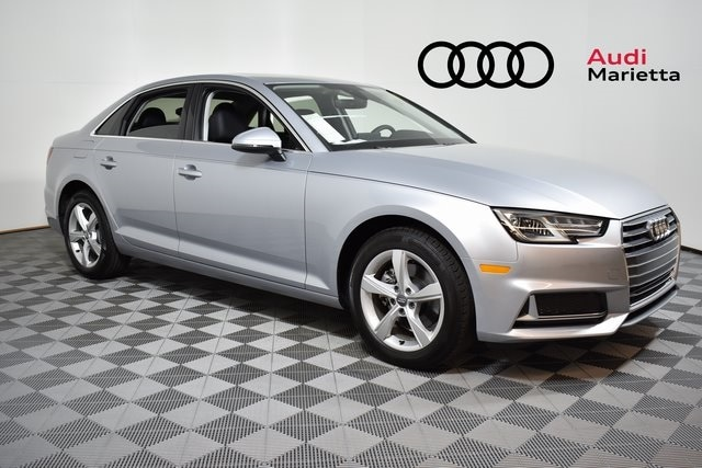 New 2019 Audi A4 2.0T Premium Sedan near Atlanta, GA