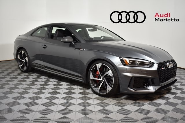 New 2019 Audi RS 5 2.9T Coupe near Atlanta, GA
