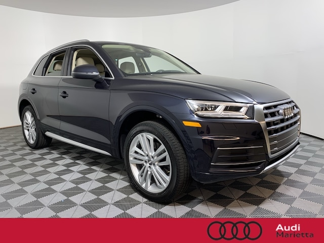 New 2019 Audi Q5 2.0T Premium Plus SUV near Atlanta, GA