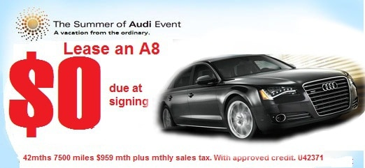 Audi A Owner Benefits Audi Atlanta Owner Appreciation Incentives - Buy an audi