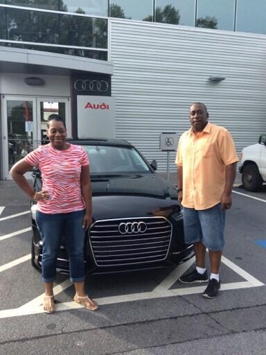 Congratulations On Your New Audi Jim Ellis Audi Marietta Audi Marietta