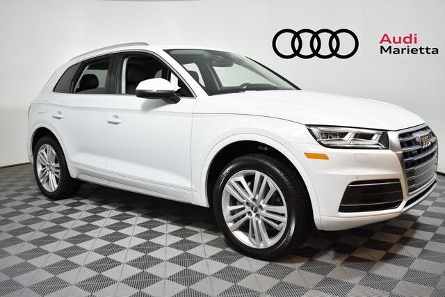 New 2019 Audi Q5 2.0T Premium Plus SUV near Atlanta, GA