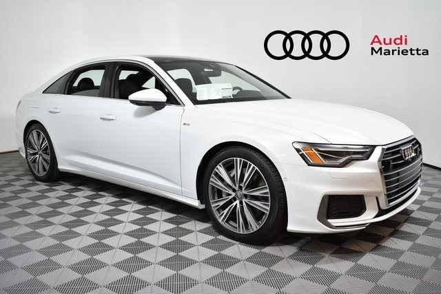 New 2019 Audi A6 3.0T Premium Plus Sedan near Atlanta, GA