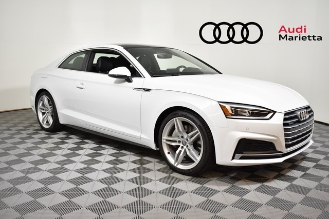 New 2019 Audi A5 2.0T Premium Plus Coupe near Atlanta, GA