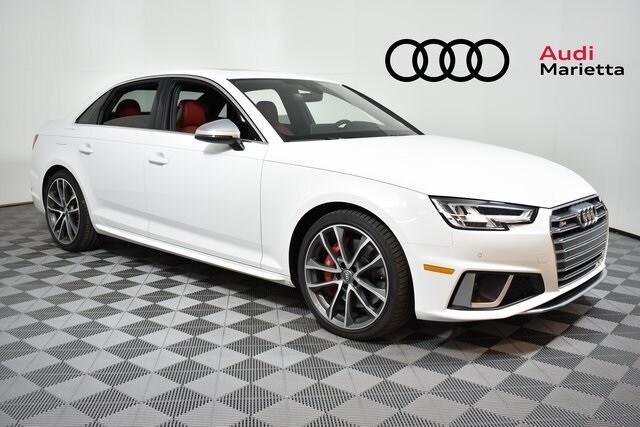 New 2019 Audi S4 3.0T Premium Plus Sedan near Atlanta, GA