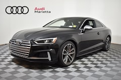 New 2018 Audi S5 3.0T Prestige Coupe near Atlanta, GA