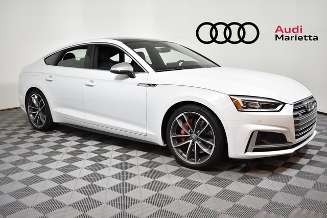 New 2019 Audi S5 3.0T Prestige Hatchback near Atlanta, GA