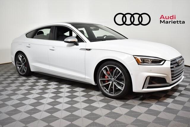 New 2019 Audi S5 3.0T Prestige Hatchback near Atlanta, GA