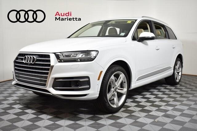 2019 Audi Q7 3.0T Prestige SUV
