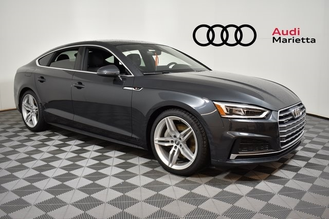 New 2019 Audi A5 2.0T Premium Plus Hatchback near Atlanta, GA