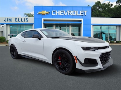 Jim Ellis Chevrolet >> New 2019 Chevrolet Camaro For Sale At Jim Ellis Automotive