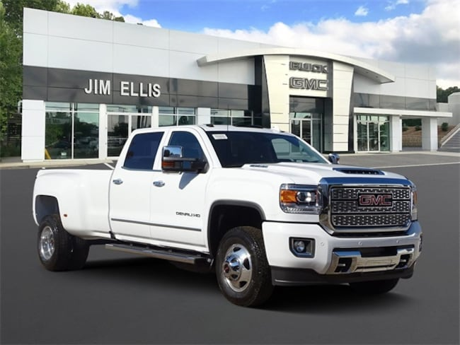 Jim Ellis Gmc >> New 2019 GMC Sierra 3500HD For Sale in Atlanta GA | Stock: S39000