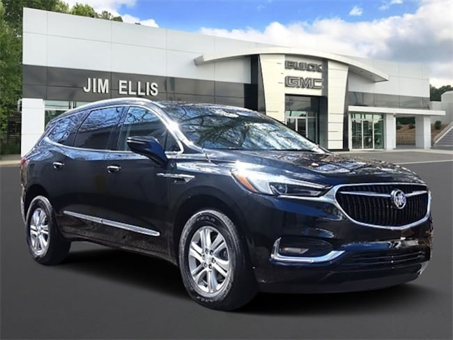Jim Ellis Buick >> New 2018 Buick Enclave For Sale in Atlanta GA | Stock: EN8023