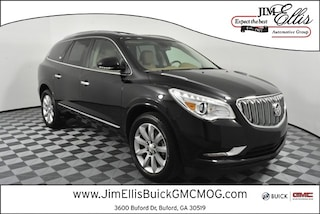 Certified Pre-Owned 2017 Buick Enclave Premium Group SUV for sale in Buford, GA