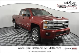 Certified Pre-Owned 2018 Chevrolet Silverado 2500HD High Country 4WD Truck for sale in Buford, GA