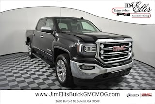 Certified Pre-Owned 2018 GMC Sierra 1500 SLT 4WD Truck for sale in Buford, GA
