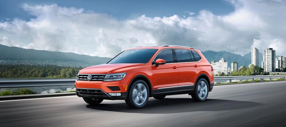 2018 VW Tiguan Allspace: Redesign, Trims, Price >> New 2018 Volkswagen Tiguan In Atlanta Vw Tiguan 2018