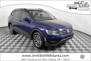 New 2021 Volkswagen Tiguan 2.0T S SUV for sale in Atlanta, GA