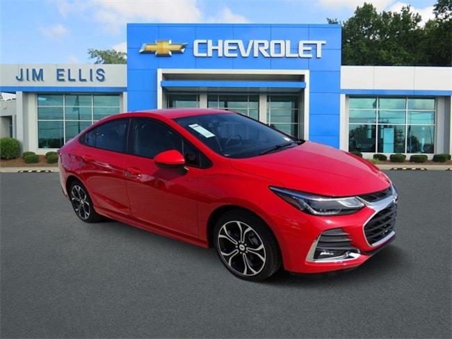 New 2019 Chevrolet Cruze Sedan for Sale Atlanta   VIN