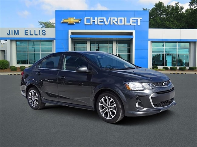 2018 Chevrolet Sonic LT RS Package Sedan