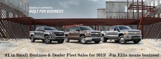 Chevy Atlanta Commercial Vehicle Sales For Sale Jim Ellis