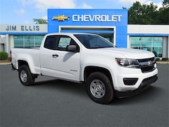 New 2019 Chevrolet Colorado WT Truck Extended Cab for sale in Atlanta, GA