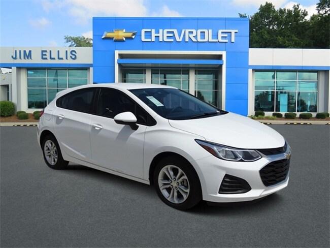 New 2019 Chevrolet Cruze Hatchback For Sale Atlanta Vin
